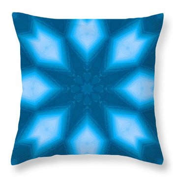Spiro #2 Throw Pillow