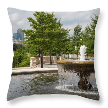 Splashable Charlotte Throw Pillow