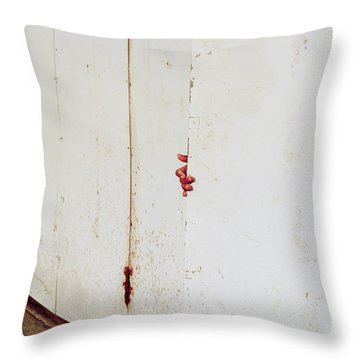 When One Door Closes... Throw Pillow