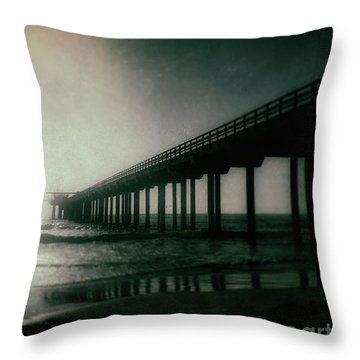 Spotlight On Scripps Throw Pillow