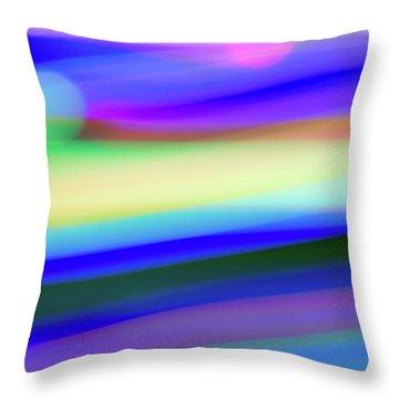 Spotlight Throw Pillow