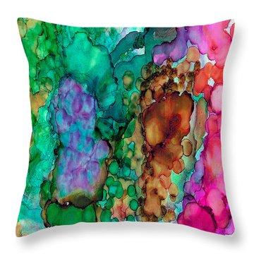 Spring 06 Throw Pillow
