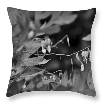 Throw Pillow featuring the photograph Spring 2016 25 by Cendrine Marrouat