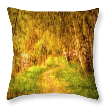 Spring 2017 #g3 Throw Pillow