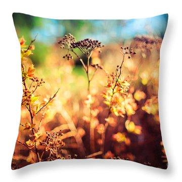 Spring Is A New Beginning Throw Pillow