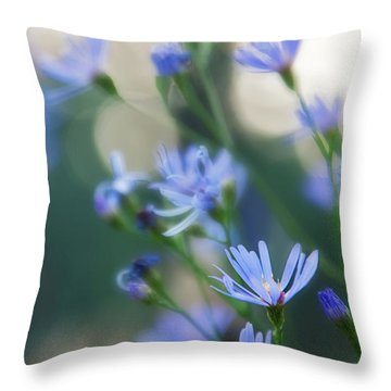 Spring Throw Pillow by Kate Livingston
