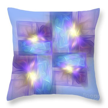 Spring Mood 1 Throw Pillow
