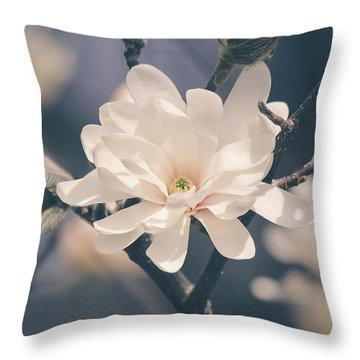 Spring Sonnet Throw Pillow