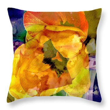 Spring Xx Throw Pillow