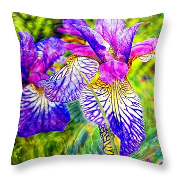 Spring's Hope Throw Pillow