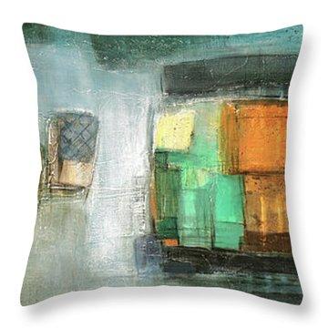 Square91.5 Throw Pillow by Behzad Sohrabi