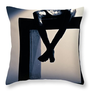Square Foot Throw Pillow
