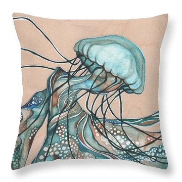 Sea Throw Pillows