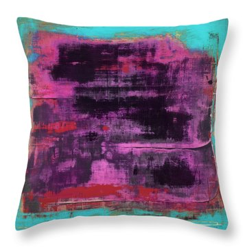 Art Print Square1 Throw Pillow