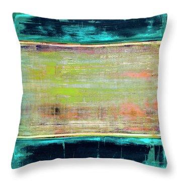 Art Print Square3 Throw Pillow