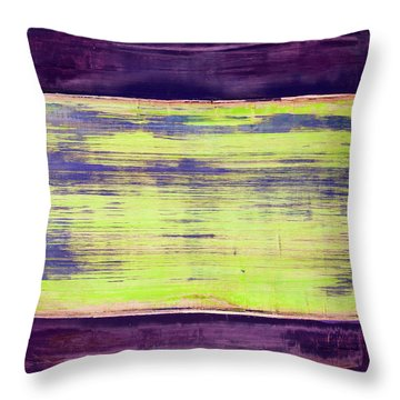 Art Print Square5 Throw Pillow