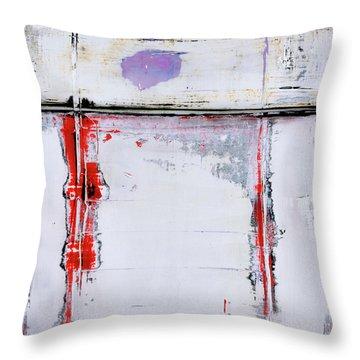 Art Print Square6 Throw Pillow