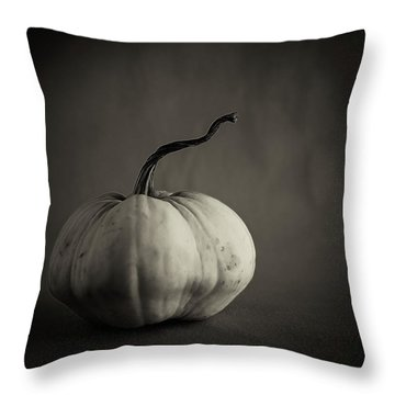 Throw Pillow featuring the photograph Squash by Tim Nichols
