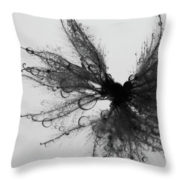 Squeeze Of Truth Throw Pillow