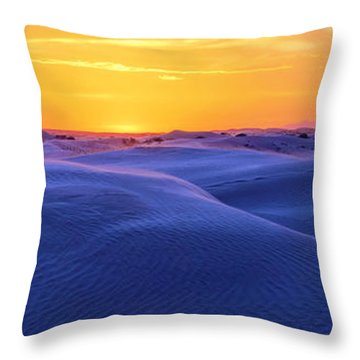 Scramble Throw Pillow