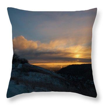 Srl-1 Throw Pillow