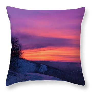 Srp-3 Throw Pillow