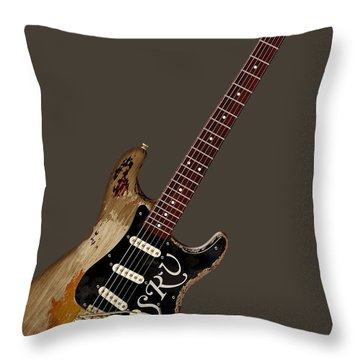 Srv Number One Throw Pillow