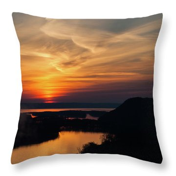 Srw-11 Throw Pillow