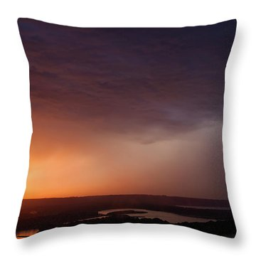 Srw-25 Throw Pillow