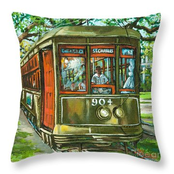 St. Charles No. 904 Throw Pillow