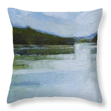 St. Croix Sojourn Throw Pillow
