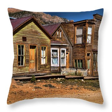 St Elmo Throw Pillow