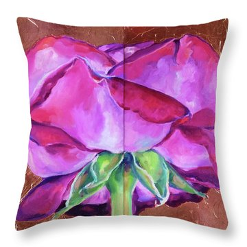 St. Germain Throw Pillow