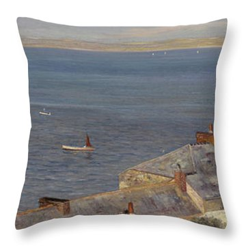 St Ives Throw Pillows