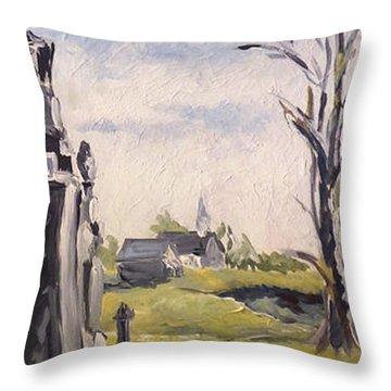 St. John's Throw Pillow