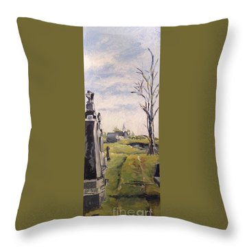 St. John's Throw Pillow