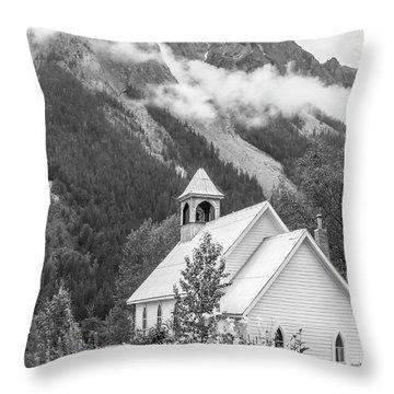 St. Joseph's Throw Pillow