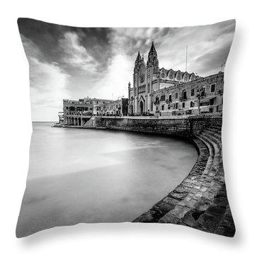 St. Julien Throw Pillow