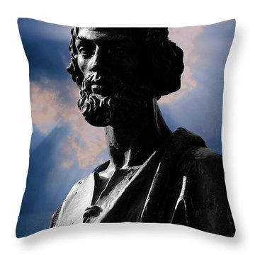 St. Peter Throw Pillow