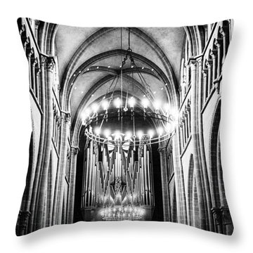 St. Peter's Cathedral Throw Pillow