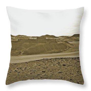 St. Simeon Throw Pillow