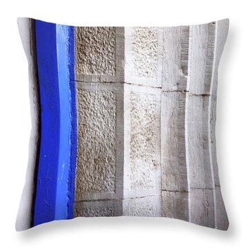 St. Sylvester's Doorway Throw Pillow