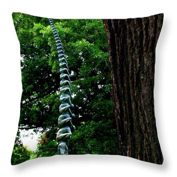 Stacking Infinity Throw Pillow