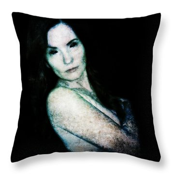 Stacy 2 Throw Pillow