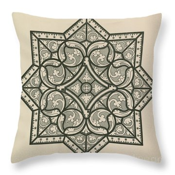 Early Middle Ages Throw Pillows