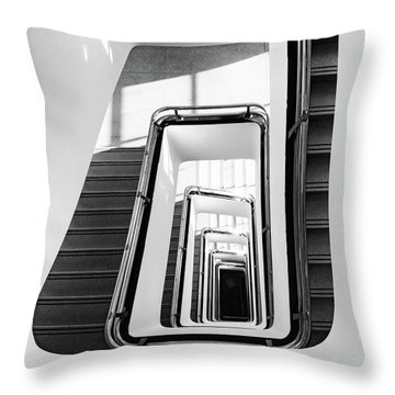 Staircase IIi Throw Pillow