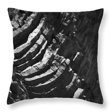 Stairs Of Time Throw Pillow