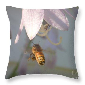 Stamen Attraction 2 Throw Pillow