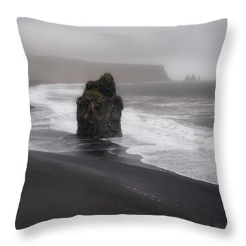 Standing Tall Throw Pillow by William Beuther