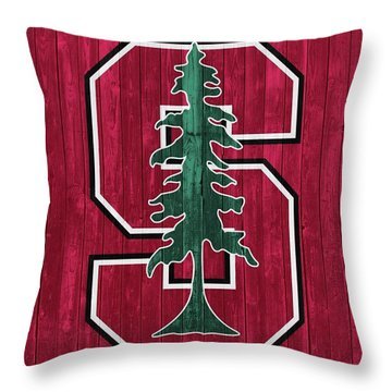 Stanford Throw Pillows